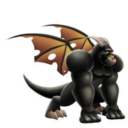 An image of the Kong Dragon