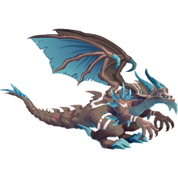 An image of the Kratus Dragon