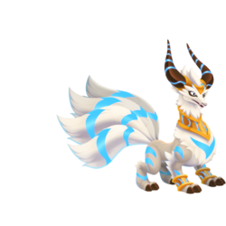 An image of the Kyuubi Dragon