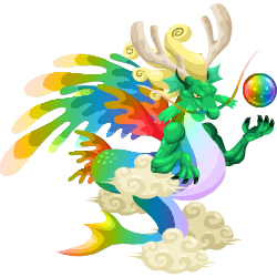 An image of the Legacy Dragon
