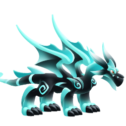 An image of the Lightspeed Dragon