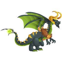 An image of the Loki Dragon