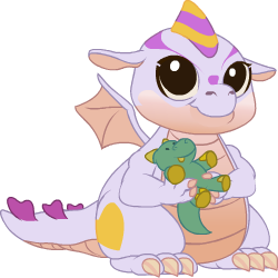 An image of the Lovely Dragon