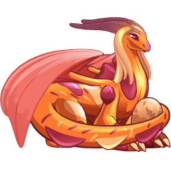 An image of the Lullaby Dragon