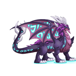 An image of the Mana Dragon