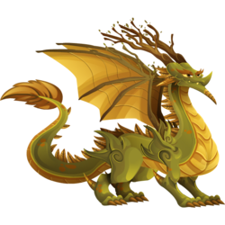 An image of the Mater Natura Dragon
