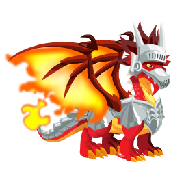 An image of the Medieval Dragon
