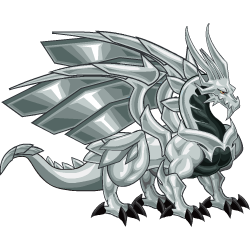 An image of the Metal Dragon