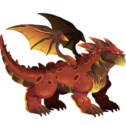 An image of the Meteor Dragon