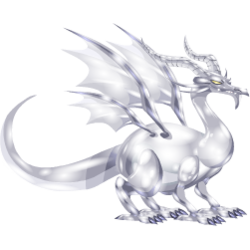 An image of the Mirror Dragon