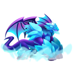 An image of the Mist Dragon