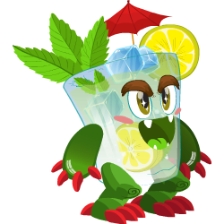 An image of the Mojito Dragon