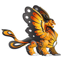 An image of the Monarch Dragon