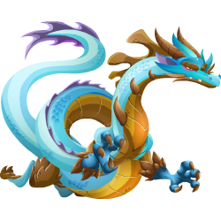 An image of the Monstrous Dragon