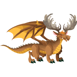 An image of the Moose Dragon