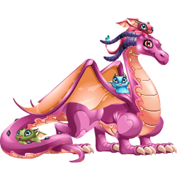 An image of the Motherly Dragon