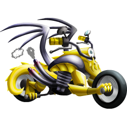 An image of the Motorbike Dragon