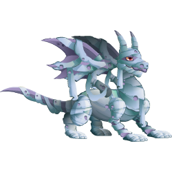 An image of the Mummy Dragon