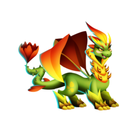An image of the Nature Dragon