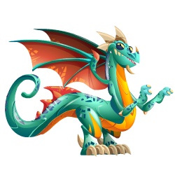 An image of the Naughty Dragon