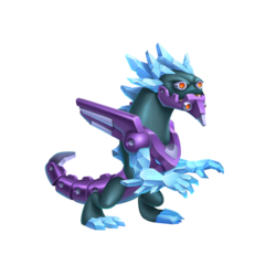 An image of the Neumon Dragon