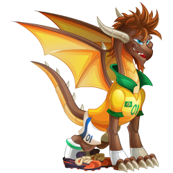An image of the Ney Dragon