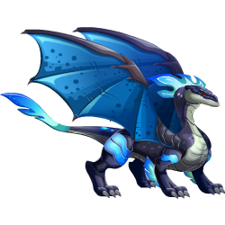 An image of the Night Wind Dragon