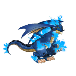 An image of the Nightmare Dragon