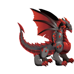 An image of the Obsidian Dragon