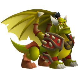 An image of the Orc Dragon