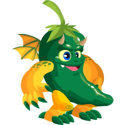 An image of the Padron Dragon