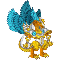 An image of the Paladin Dragon