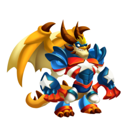 An image of the Patriot General Dragon