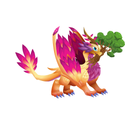 An image of the Peace Dragon