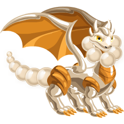 An image of the Pearl Dragon