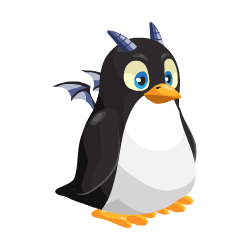 An image of the Penguin Dragon