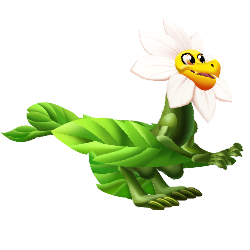 An image of the Petal Dragon