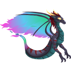 An image of the Photon Dragon