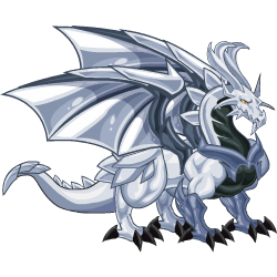 An image of the Platinum Dragon