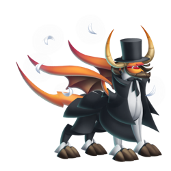 An image of the President Dragon