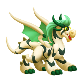 An image of the Prowling Dragon