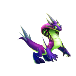An image of the Psychic Dragon