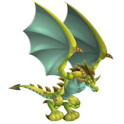 An image of the Pterodactyl Dragon