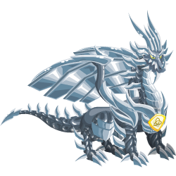 An image of the Pure Metal Dragon