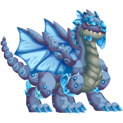 An image of the Quartz Dragon