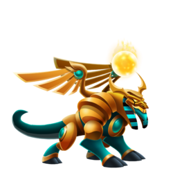 An image of the Ra Dragon