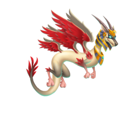 An image of the Radiant Dragon