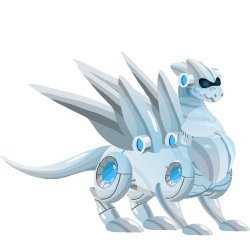 An image of the Robot Dragon