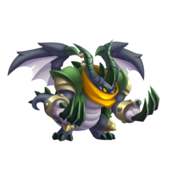 An image of the Rogue Dragon