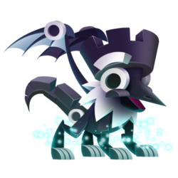 An image of the Rook Dragon